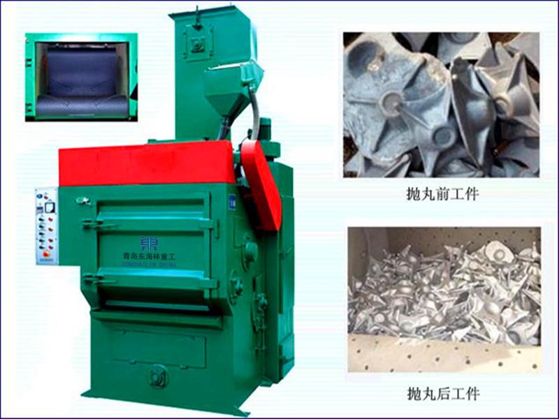 钢铁除鳞抛丸机,钢铁除磷清理方案